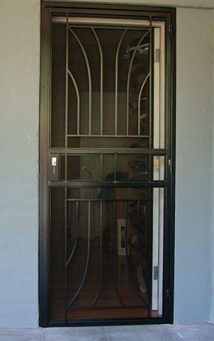 Elegant Steel Door Solid Steel Door